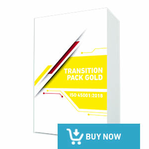 Discover the Transition Pack Gold ISO 45001:2018