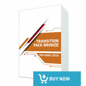 Discover the Transition Pack Bronze ISO 45001:2018