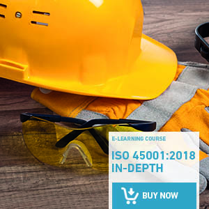 Discover the new ISO 45001:2018 with our in-depth online course