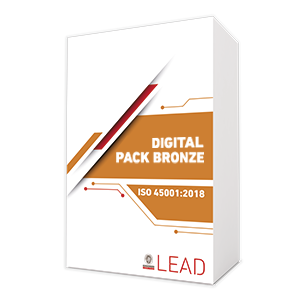 Discover the Digital Pack Bronze ISO 45001:2018
