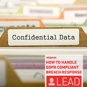 webinar data breach gdpr