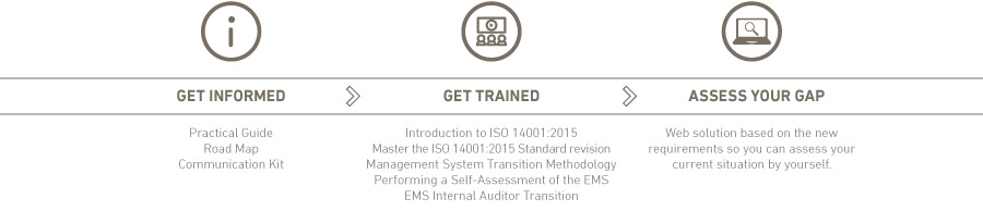Transition Pack Silver ISO 14001:2015