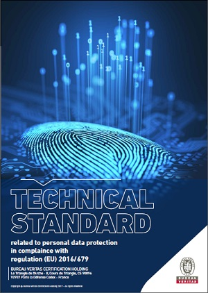 Download the Technical Standard related to personal data protection