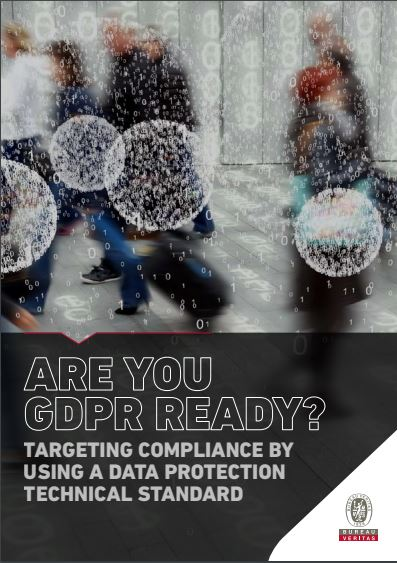 Read now our free Whitepaper Are you GDPR ready? developed by Bureau Veritas Certification