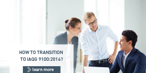Discover how to transition to IAQG 9100 2016