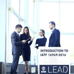 E-learning IATF 16949 - Modulo 1