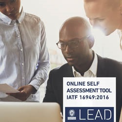 online self assessment tool of the IATF