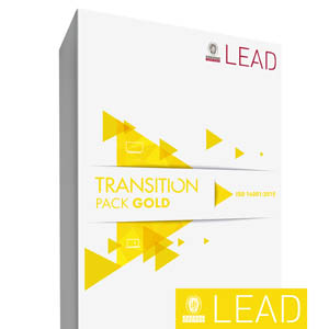 Pack de la transition ouro ISO 9001:2015