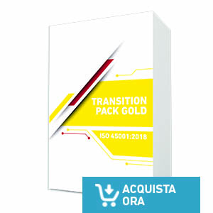 Transition Pack Gold ISO 45001:2018