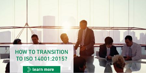 How to transition to ISO 14001:2015