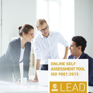 Learn more about the Online self-assessment tool ISO 9001:2015