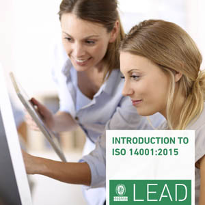 Learn more about ISO 14001:2015 about our e-learnings