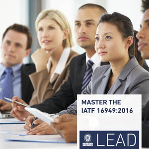 Know about the advantages of the Master IATF 16949:2016 digital course.