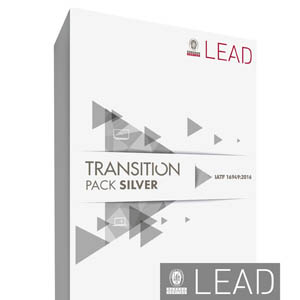 Discover the advantages of the Transition Pack Silver ISO 9001:2015