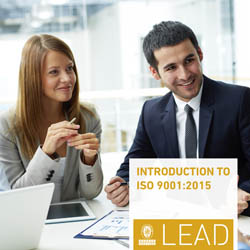 Introduction to ISO 9001:2015