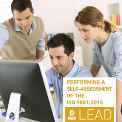 Performing a Self-Assessment ISO 9001:2015