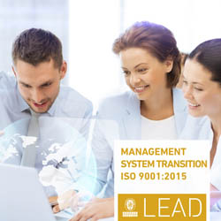 Management System Transition ISO 9001:2015