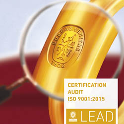 Certification Audit ISO 9001:2015