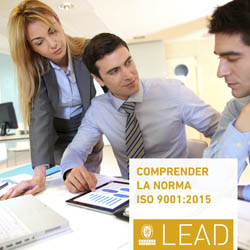 Comprender la norma ISO 9001:2015. E-learning