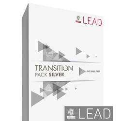 Pack transición plata ISO 9001 LEAD