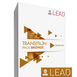 Pack transición bronce ISO 9001 LEAD