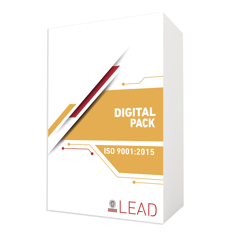 Digital Pack | ISO 9001:2015