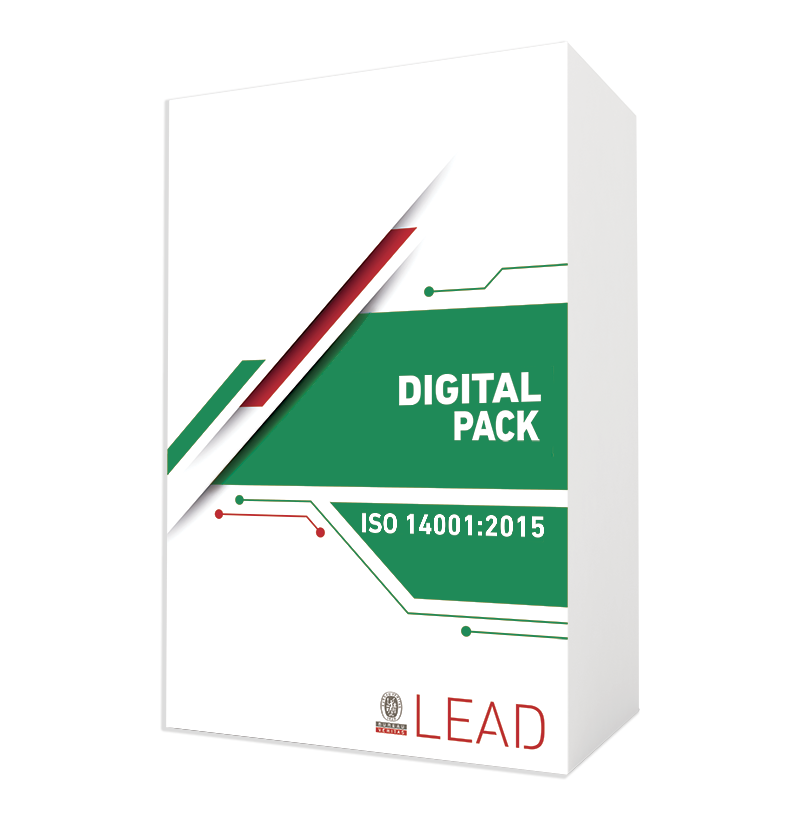 Digital Pack | ISO 14001:2015